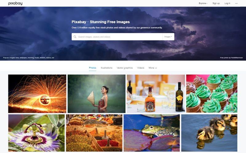 Pixabay Stunning Free Images