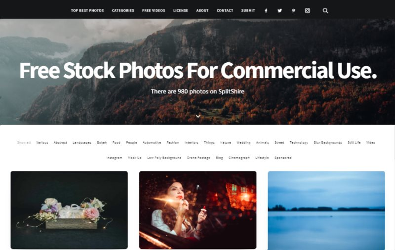 SplitShire Free Stock Photos and Videos