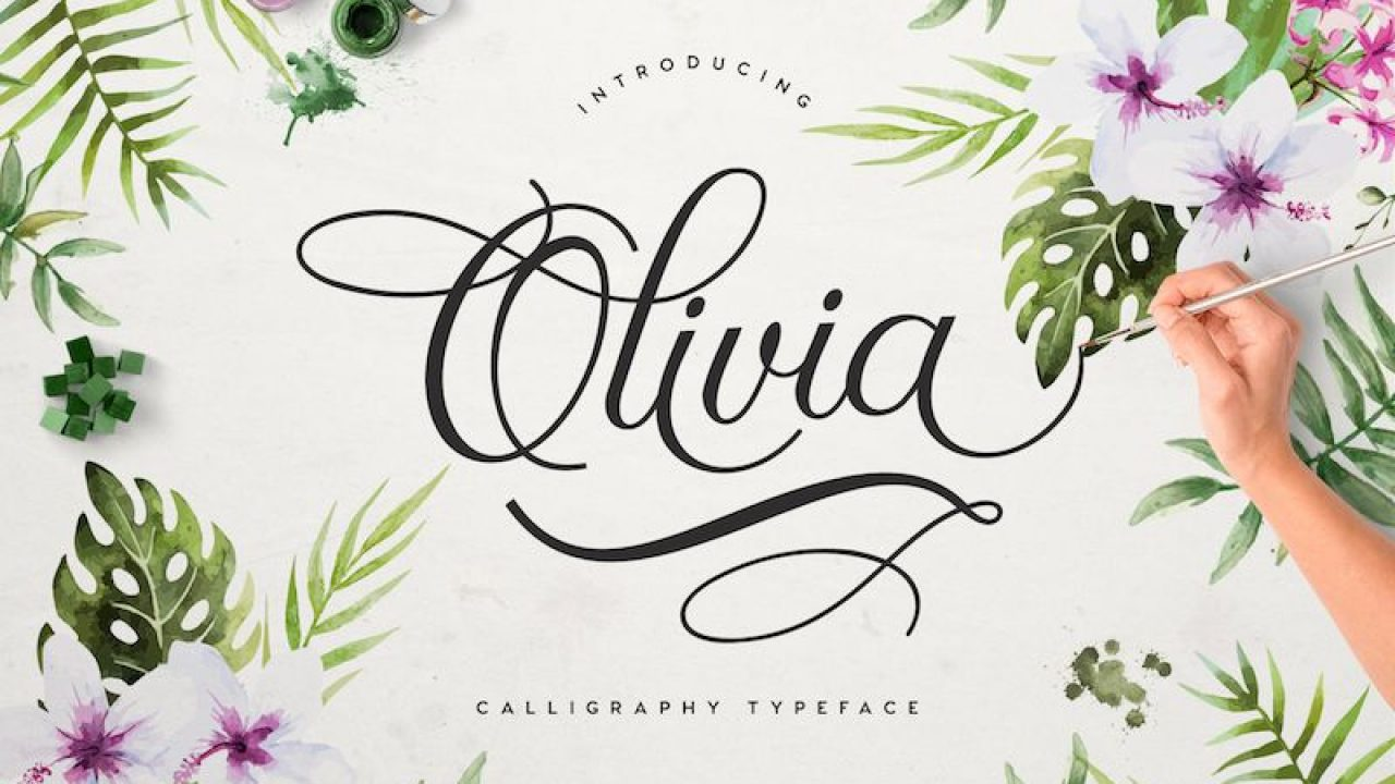 20 Free Calligraphy Fonts for Creatives - Super Dev Resources