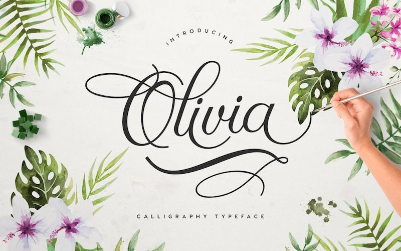 20 Free Calligraphy Fonts for Creatives
