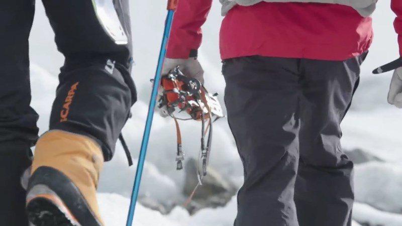 K2 Himalaya Ice Climbing