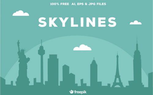 Free City Skylines – New York, Sydney, London, Paris & Toronto