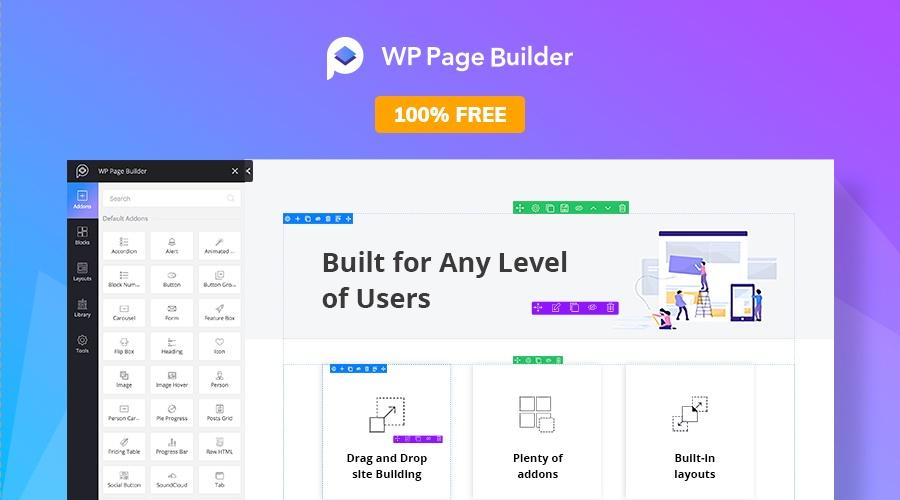 5. WPPageBuilder