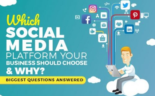 Which Social Media Platform Your Business Should Choose & Why [Infographic]