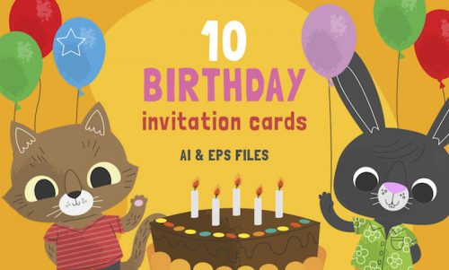 free birthday invites