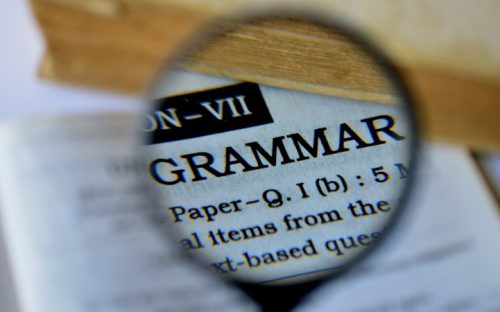 Five Ideas to Avoid Common Grammar and Spelling Mistakes