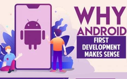 Why Android First Development Makes Sense [Infographic]