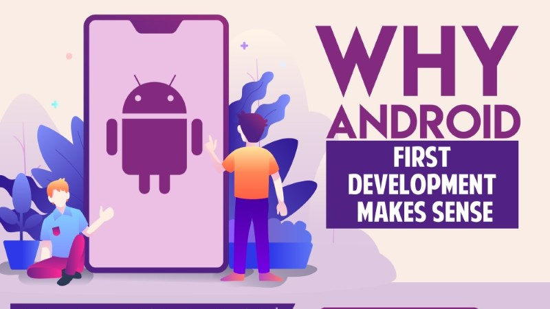 android first development featured