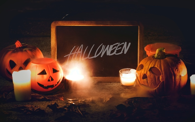 5 Free Halloween Posters – PDF Download