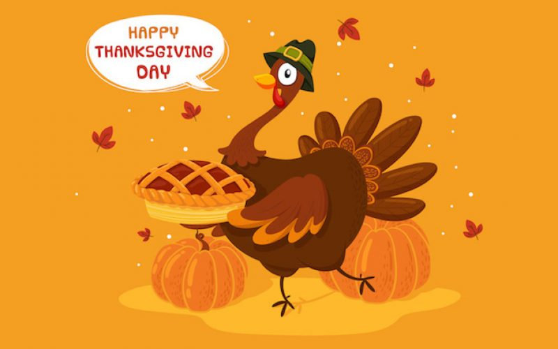 Free Thanksgiving Backgrounds, Banners & Cards