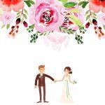 free wedding tag templates