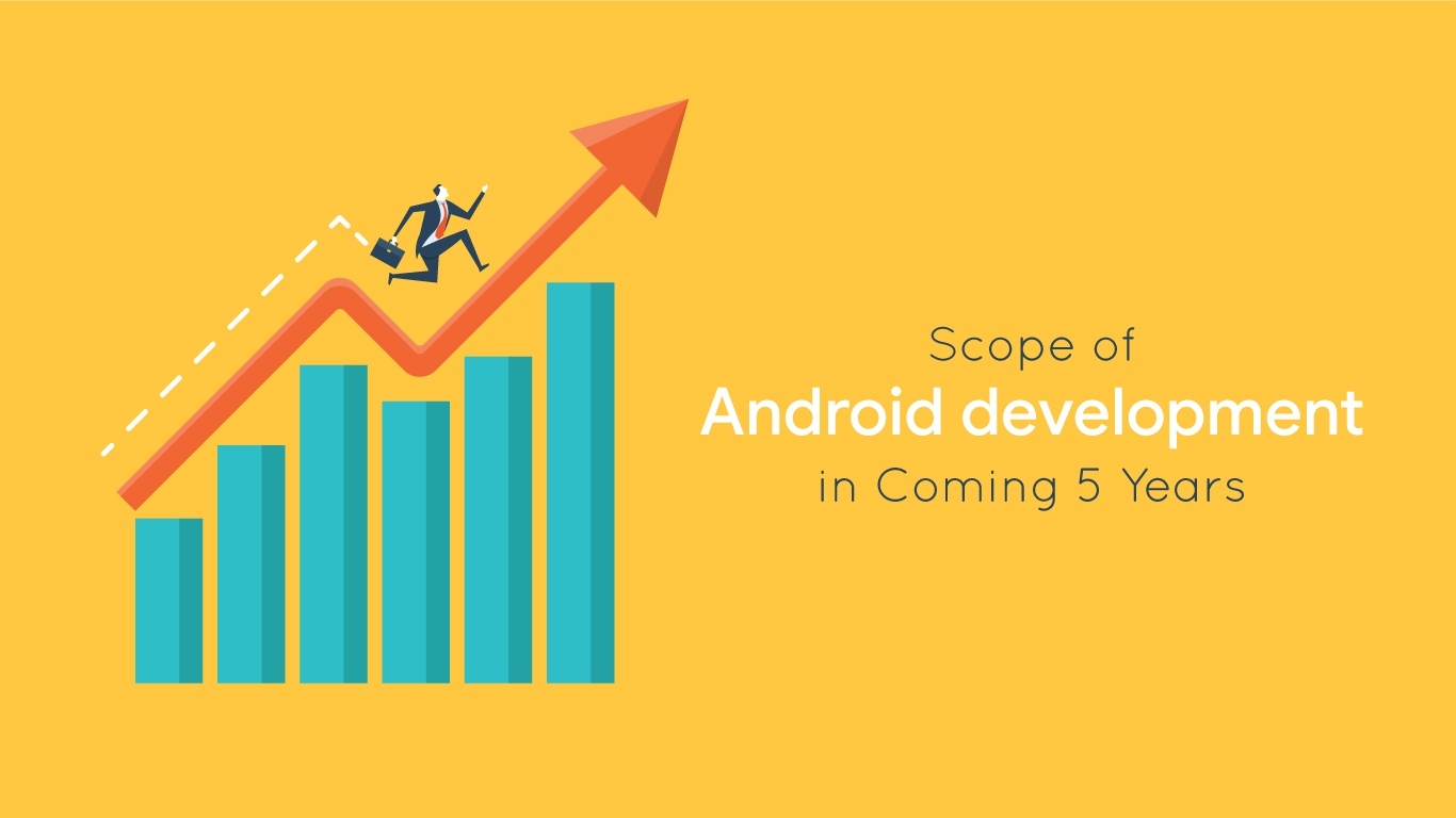 Scope of Android Development in Coming 5 Years