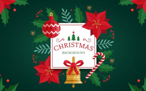 Free Christmas Graphics – Backgrounds, Badges & Ornaments