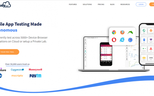 Why Choose pCloudy for Mobile App Testing?