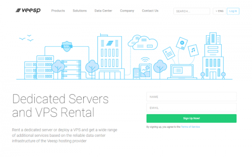 Veesp: One Stop Cloud Service and Solution Provider