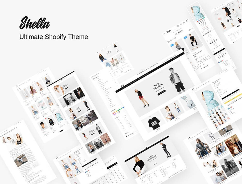 33 Shella Ultima Fast Responsive Shopify Theme