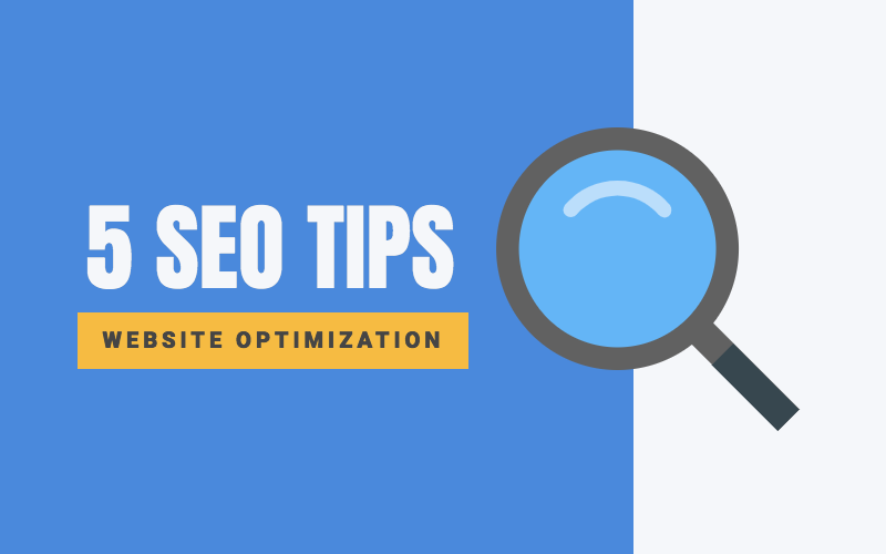 seo tips website optimization