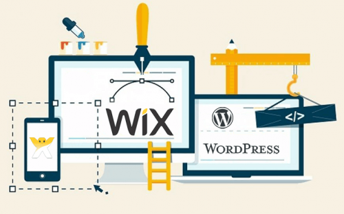 WordPress & Wix – The Best Platforms To Create A Website