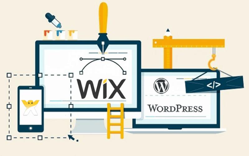 WordPress & Wix – The Best Platforms To Create A Website