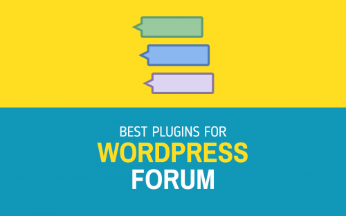 Best WordPress Forum Plugins