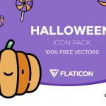 50 Free Halloween Icons – SVG & PNG