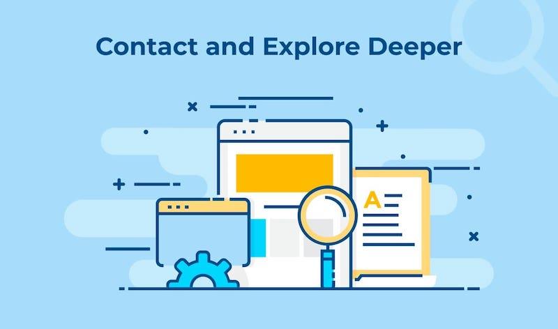 contact explore