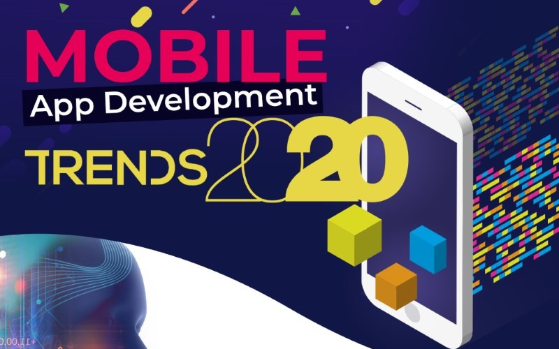 Mobile App Development Trends in 2020 [Infographic]