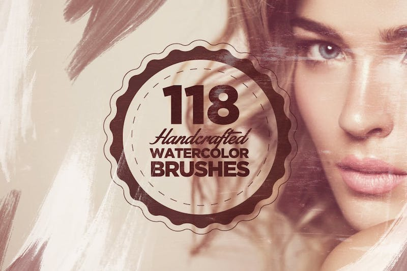 handcrafted watercolor brushes