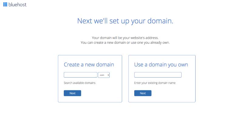 creating domain