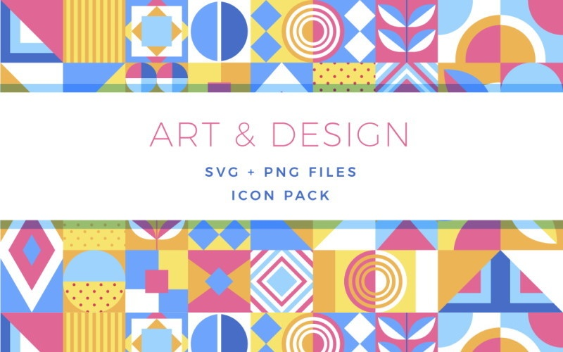 50 Free Art and Design Icons – SVG & PNG Download