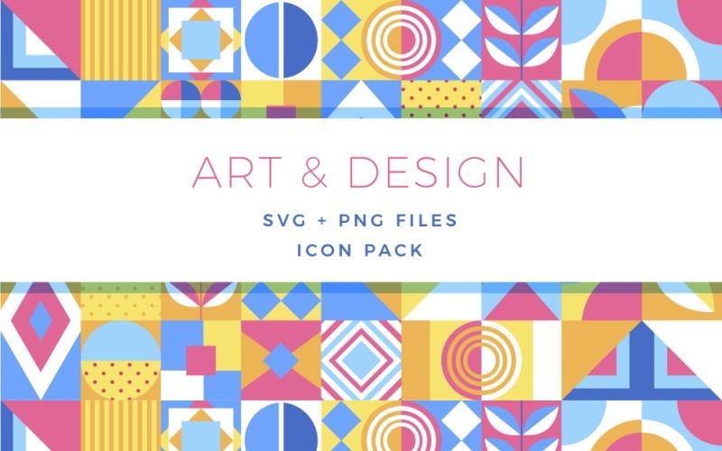free art design icon set