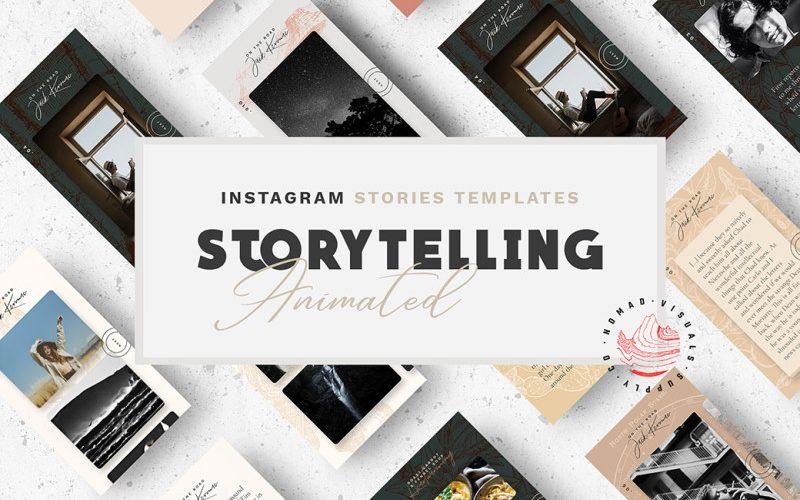 22 Best Instagram Templates for Download – Free & Premium