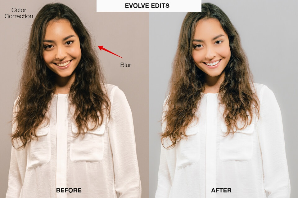 portrait retouching services evolve edits