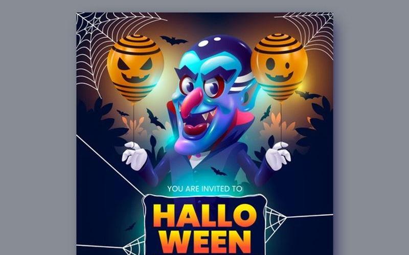20 Best Halloween Flyer Design Templates