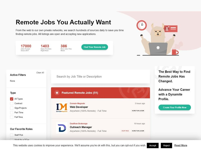 11 Remote Jobs 300 New