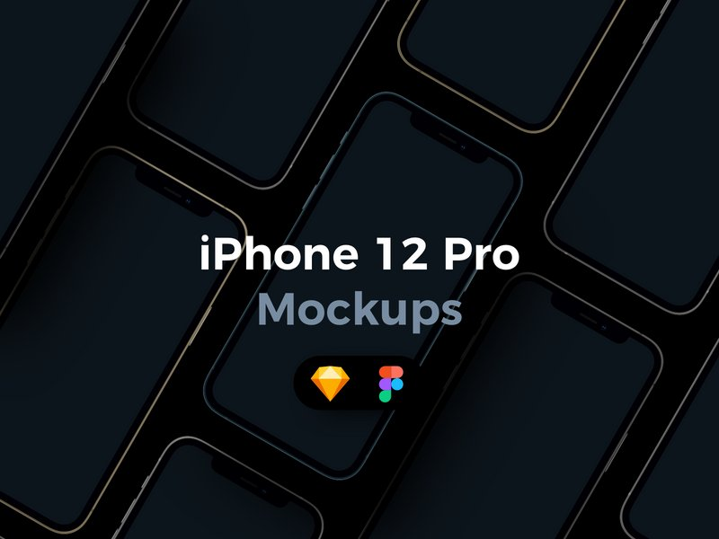 11 iPhone 12 Pro Mockups