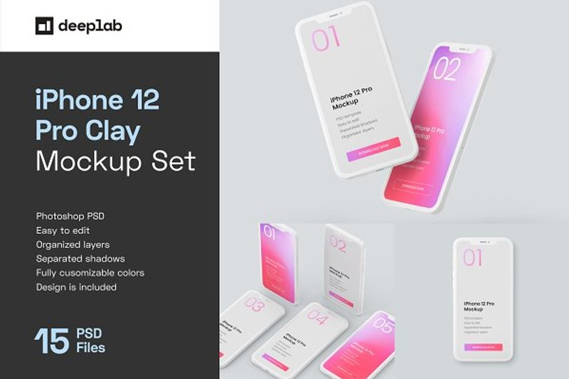 21 iPhone 12 Pro Clay