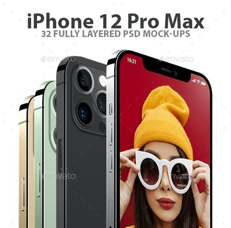 25 iPhone 12 Pro Layered