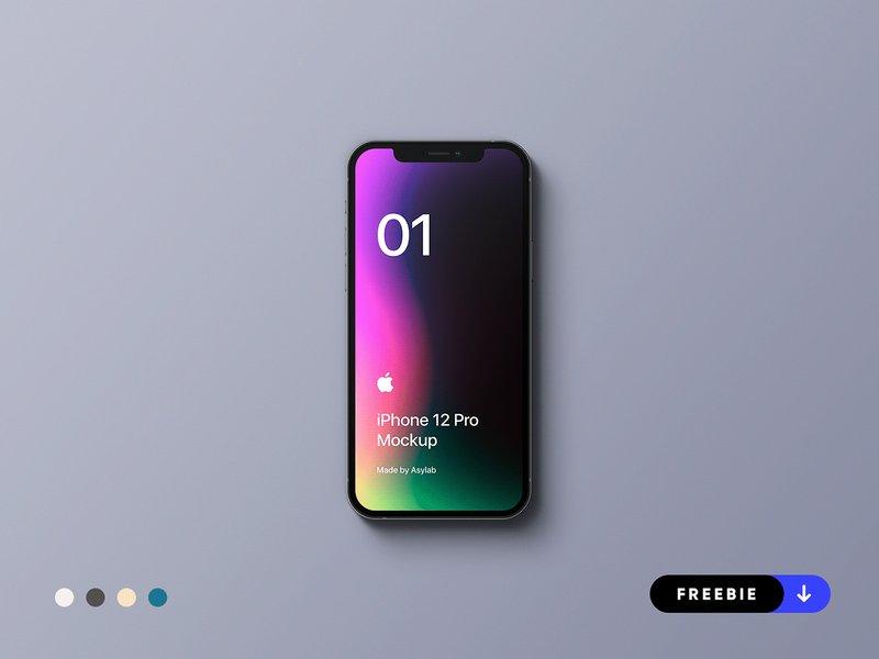 2 Freebie iPhone 12 Pro