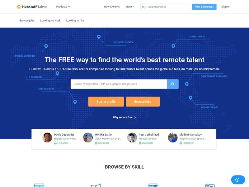 3 Hire Freelancers Remote Workers