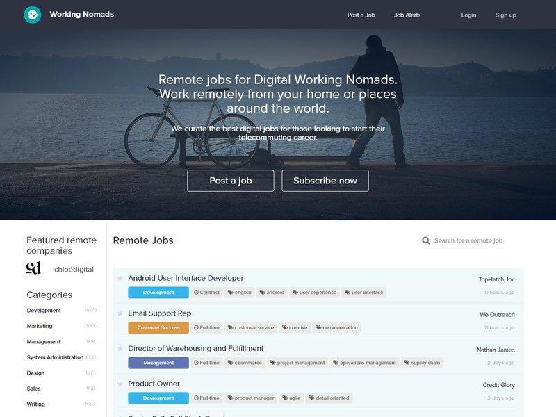 8 Remote Jobs
