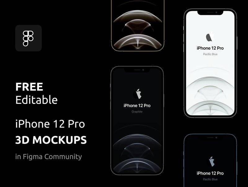 8 iPhone 12 Pro Figma