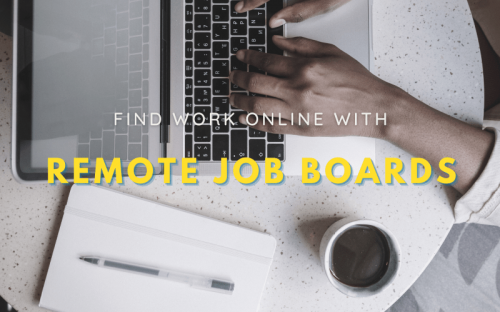 21 Best Remote Job Boards for Finding Work Online