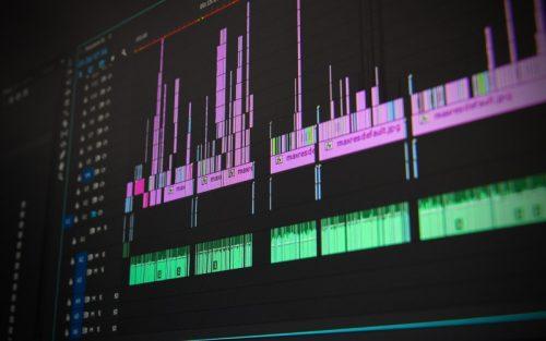 video editing beginner