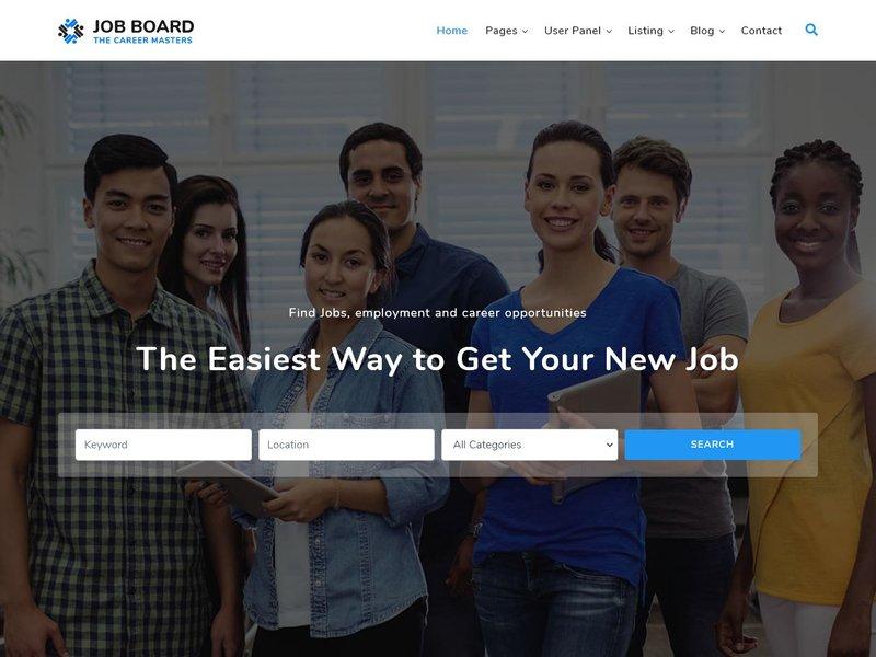 20 Job Board Job Portal