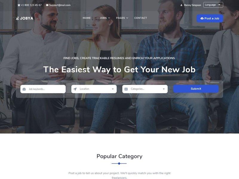 25 Jobya Job Board Job