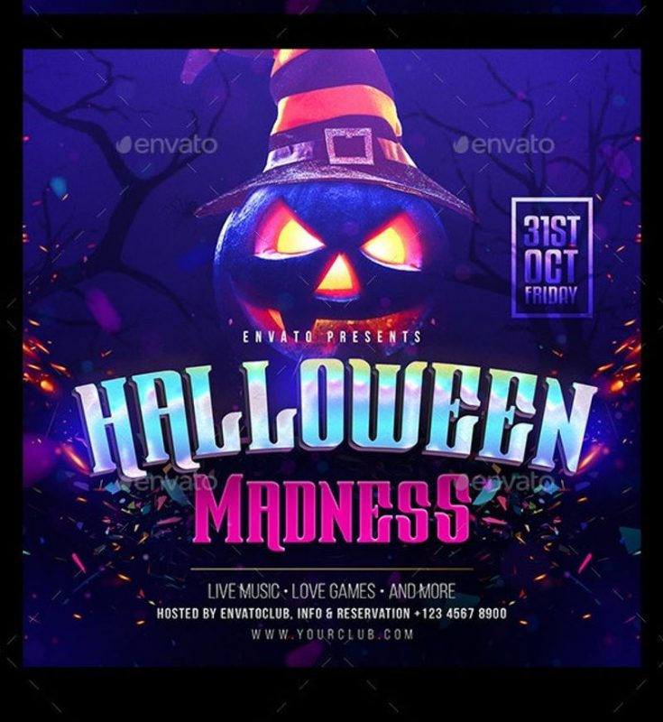 Halloween Party by mantushetty