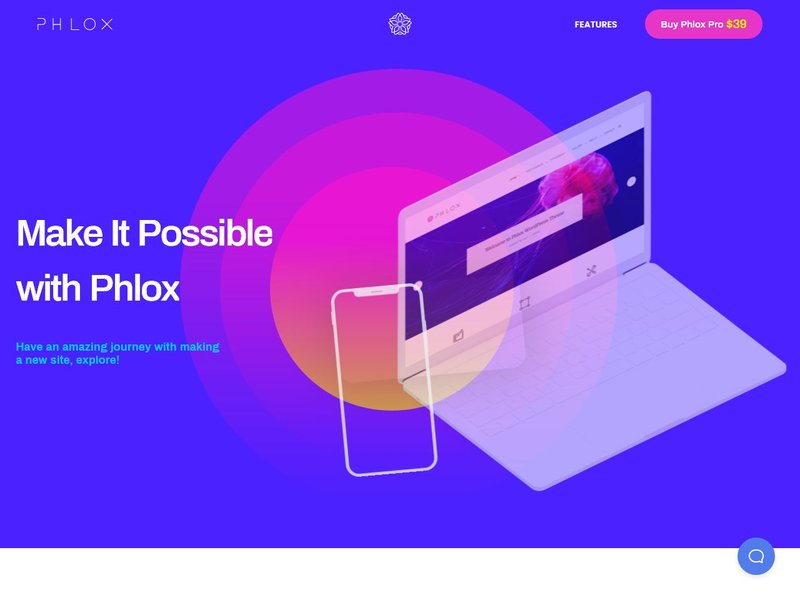 Phlox Pro Elementor MultiPurpose
