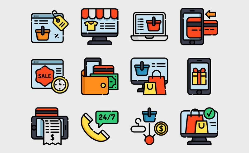 Free Download E Commerce icon pack