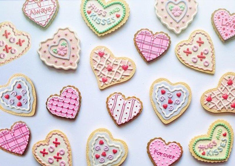 ValentineS Day Valentine Cookies